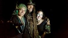 Eva L. Elasigue, Faun DJ Niel Mitra, Fox